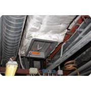 Производство работ по монтажу ремонту и обслуживаниюсистем дымаудаления вентканалов фото