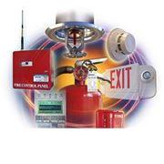 Пожарная сигнализация проектирование монтаж сдача в експлуатацию фото