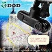 Автомобильный видеорегистратор DOD GS600 фото