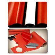 Бумага силиконизированная односторонняя 45г/м. 1620мм фото