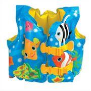 """Детский надувной жилет """"Рыбки"""" 59661 Intex фото"""