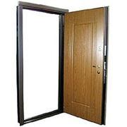 Двери стальные входные Дверь металлическая входная от 2500грн купить Украина фото