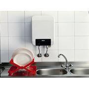 Установка водонагревателей фото