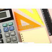 Восстановление бухгалтерского и налогового учета предприятия за отдельный участок учета Киев фото