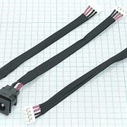Разъем для ноутбука HY-TOO34 TOSHIBA U200 U205 с кабелем фото