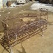 Кованые скамейки фото