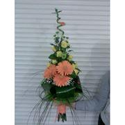 Доставка цветов АР Крым оформление букетов