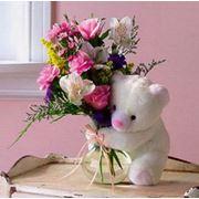 Доставка букетов роз доставка цветов доставка сувениров и подарков торты на заказ доставка по Житомиру и области фото