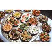 Доставка вегетарианских обедов и других блюд фото