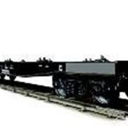 Платформа модели 13-2116 для перевозки крупнотоннажных контейнеров фото
