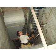 Монтаж систем кондиционирования и вентиляции отопления фото