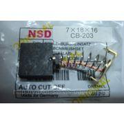 Щетки Nsd для электроинструмента фото