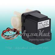 Электромагнитный клапан автоматической промывки мембраны с ограничителем потока FCD-E. фото