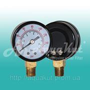 Манометр 11 bar MW - 2. фото