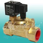 """Соленоидный электромагнитный клапан 1 1/4"""" / 220v; DFD-32. фото"""