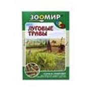 Корм Луговые травы в гранулах для грызунов фото