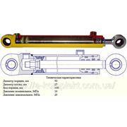 Гидроцилиндр ГЦ-50.25.160.0.25.00 фото