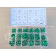 РК 53б Набор резиновых уплотнительных колец круглого сечения O-ring 270шт, для топливной аппаратуры фото