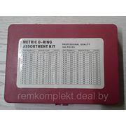 РК 53в Набор резиновых колец 386 шт метрические размеры фото