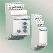 Реле контроля фаз RM17, RM35 Telemecanique Zelio Control RM17T и RM17U, RM35T и RM35U фото