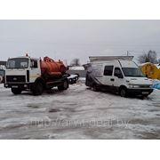 Прочистка канализации, промывка труб 8(029)6270000 устранение засоров. фото