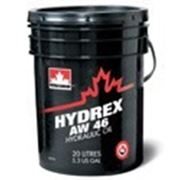 Гидравлические жидкости Petro-Canada Hydrex AW 22,32,46,68 фасовка 20л фото