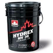 Гидравлические жидкости Petro-Canada Hydrex MV 15,22,36,60 фасовка 205л фото