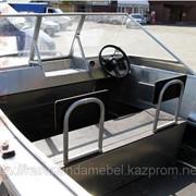 Моторно-гребная лодка WindBoat-47 фото