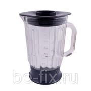 Чаша (емкость) блендера 1200ml для кух. комбайна Kenwood KW715006. Оригинал фото