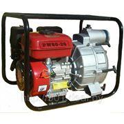 Мотопомпа бензиновая DJPW 80-26, 1300 л/мин фото