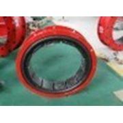 Накладки фрикционные для шиннопневматических муфт буровых установок фото