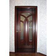 Двери деревянные межкомнатные. фото