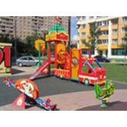 Детская уличная мебель
