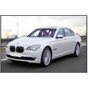 аренда автомобилей представительского класса BMW 760 LI фото