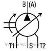 Гидронасос регулируемый с наклонным блоком 313.3.107, 313.4.107. Гидрнасос регулируемый 313.3.107, 313.4.107 фото