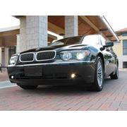 Аренда BMW 745 фото