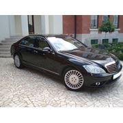 Аренда автомобилей VIP-класса. фото