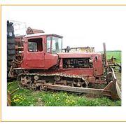 Аренда трактора ДТ75 фото