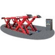 Подъемник ножничный г/п 10000 кг. платформы гладкие Werther-OMA (Италия) фото