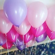 Гелиевые шары фото