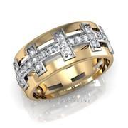 Кольца с бриллиантами W40858-1 фото