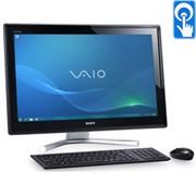 Моноблок с сенсорным экраном Sony Vaio VPC-L21M1R B фото