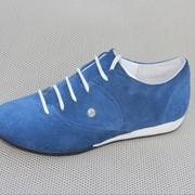Обувь без каблука, кожаная оптом от производителя. Модель:TG-22 фото