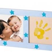 Фоторамка с отпечатком Baby Art Phospho print frame фото