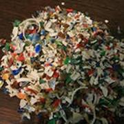 Дробление пластмасс фото