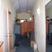 Офисные перевозки фото