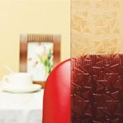 Стекло узорчатое Атрио бронзовое фото