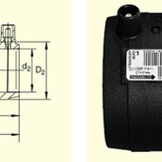 Муфта редукционная с интегрированным устройством d63/32 Typ D
