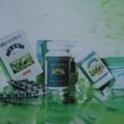 Капсулы зеленого чая для похудения Цай Цзы Тин Вековой Восток Добавки биологически активные к пище фото