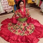 Прокат костюмов: цыганские костюмы фото
